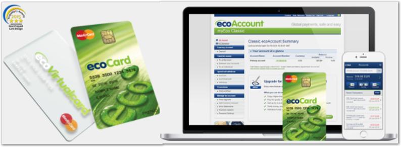 エコカード(ecoCard)の外観