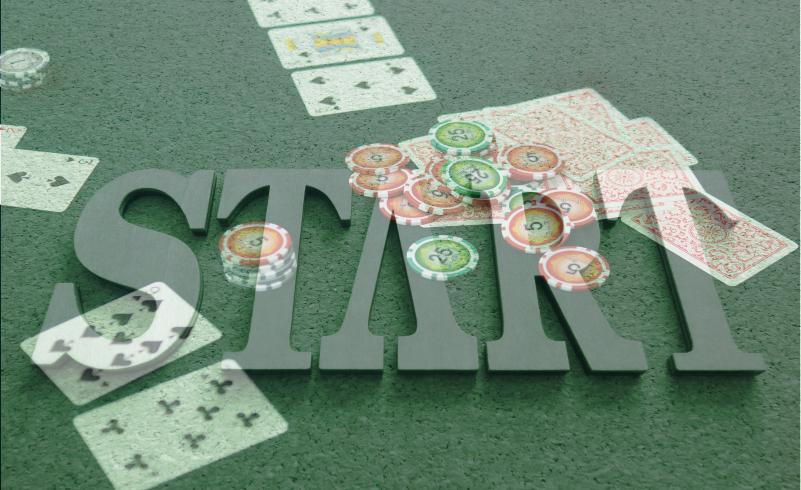 カジノスタートのイメージ