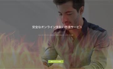エコペイズ(ecoPayz)炎イメージ