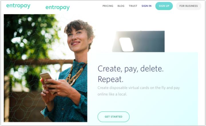 エントロペイ(entroPay)表紙